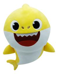 Peluche sonore Baby Shark 25 cm-Avant