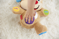 Fisher-Price interactieve knuffel Laugh and Learn Smart Stages Puppy NL-Image 2