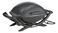 Weber elektrische barbecue Q 2400 dark grey