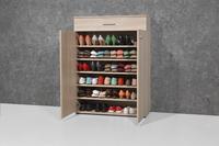 Germania Armoire à chaussures Easy décor chêne 30 paires de chaussures-Image 3