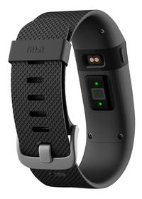Fitbit activiteitsmeter Charge HR, maat L zwart-Achteraanzicht