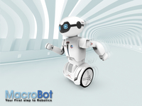 Silverlit robot MacroBot blanc-Image 2