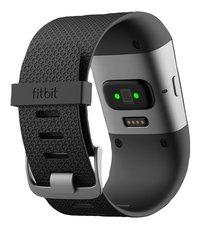Fitbit activiteitsmeter Surge, maat L zwart-Achteraanzicht