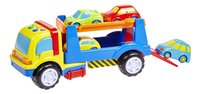 DreamLand Camion de transport-commercieel beeld