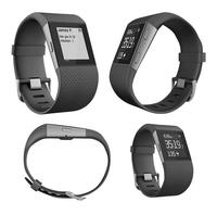 Fitbit activiteitsmeter Surge, maat S zwart-Artikeldetail