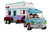 LEGO Friends 41125 Paardendokter trailer-Afbeelding 1