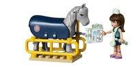 LEGO Friends 41125 La remorque à chevaux du vétérinaire-Image 2