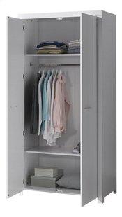 Vipack armoire 2 portes Erik-Détail de l'article