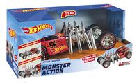 Hot Wheels auto Monster Action Street Creeper-Linkerzijde