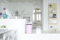 Brabantia Poubelle Push Bin mineral pink 60 l-Image 1