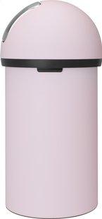 Brabantia Poubelle Push Bin mineral pink 60 l-Côté gauche