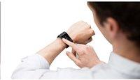 Fitbit activiteitsmeter Surge, maat S zwart-Afbeelding 1