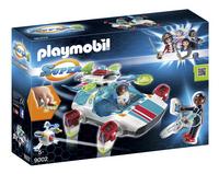 Playmobil Super 4 9002 FulguriX met Gene