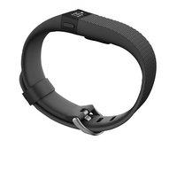Fitbit capteur d'activité Charge HR taille S noir-Côté gauche