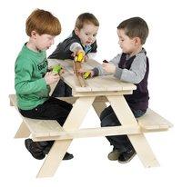 Pinolino table de pique-nique pour enfants Nicki-Image 1