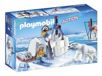 Playmobil Action 9056 Poolreizigers met ijsberen