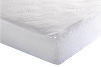 Inch matrasbeschermer badstof/PU hoes London 180 x 200 cm