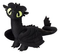 How to Train Your Dragon 3  figuur Deluxe Toothless-commercieel beeld