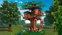 LEGO Ideas 21318 La cabane dans l'arbre-Image 2