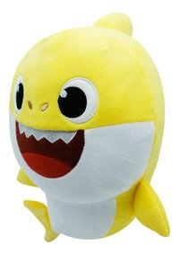 Peluche sonore Baby Shark 25 cm-Côté droit