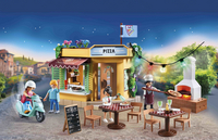 PLAYMOBIL City Life 70336 Pizzeria avec terrasse-Image 3