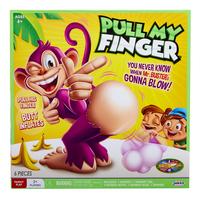 Pull My Finger-Vooraanzicht