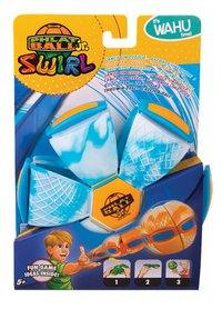 Goliath frisbee Phlat Ball Swirl jr. Ø 14 cm blauw-Vooraanzicht