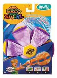Goliath frisbee Phlat Ball Swirl jr. Ø 14 cm paars-Vooraanzicht