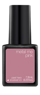 SensatioNail Gel Polish metal me pink-Avant