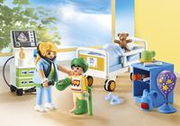 PLAYMOBIL City Life 70192 Chambre d'hôpital pour enfant-Image 1