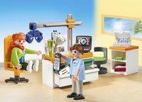 PLAYMOBIL City Life 70197 Cabinet d'ophtalmologie-Image 1