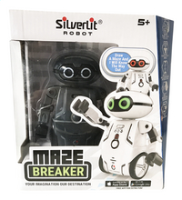 Silverlit robot Maze Braker noir