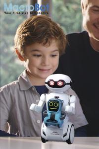 Silverlit robot MacroBot blanc-Image 3