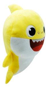 Peluche sonore Baby Shark 25 cm-Côté gauche