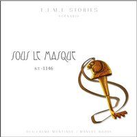 T.I.M.E Stories extension : Sous le Masque