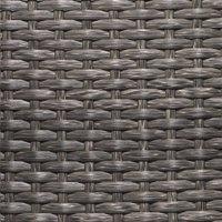 Fauteuil de jardin Classic gris foncé-Détail de l'article