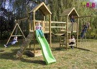 BnB Wood portique Nieuwpoort Duo Adventure vert pomme-Image 2