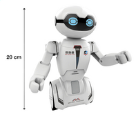 Silverlit robot MacroBot blanc-Détail de l'article