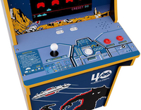 Arcade1Up console Space Invaders Cabinet-Bovenaanzicht