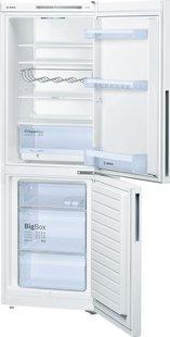 Bosch Koelkast met diepvries KGV33VW31 wit