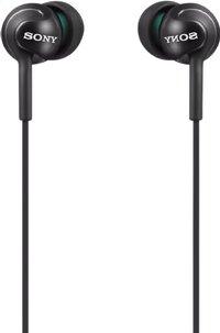 Sony écouteurs MDR-EX110AP noir-Détail de l'article