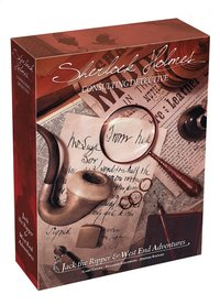 Sherlock Holmes uitbreiding: Jack the Ripper & West End Adventures ENG-Linkerzijde