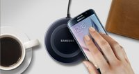 Samsung Wireless Charger pour Galaxy S6/S6 Edge/Note 4/Note Edge noir-Image 1