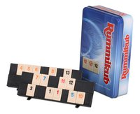 Rummikub jeu de voyage dans une boîte en étain