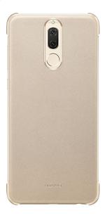 Huawei cover Mate 10 Lite goud-Achteraanzicht