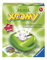 Ravensburger tekenprojector Xoomy Animal-Vooraanzicht
