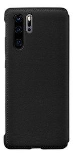 Huawei Flipcover avec porte-cartes pour Huawei P30 Pro noir-Arrière