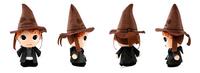 Funko knuffel Harry Potter Ron met sorteerhoed-Artikeldetail