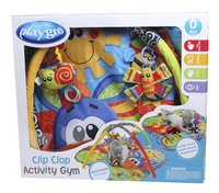 Playgro speeltapijt Clip Clop Activity Gym-Vooraanzicht