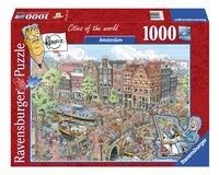 Ravensburger puzzel Fleroux Amsterdam